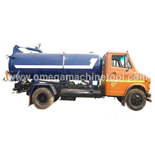Truck Mounted Sewer Suction Machine