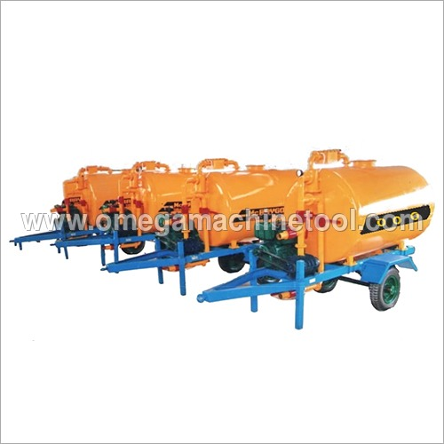 Gully Pit Suction Machine