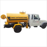 Truck Mounted Jetting Machine