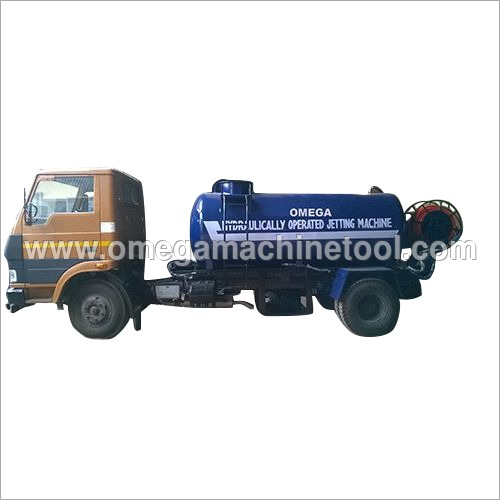 Hydraulic Jetting Machine