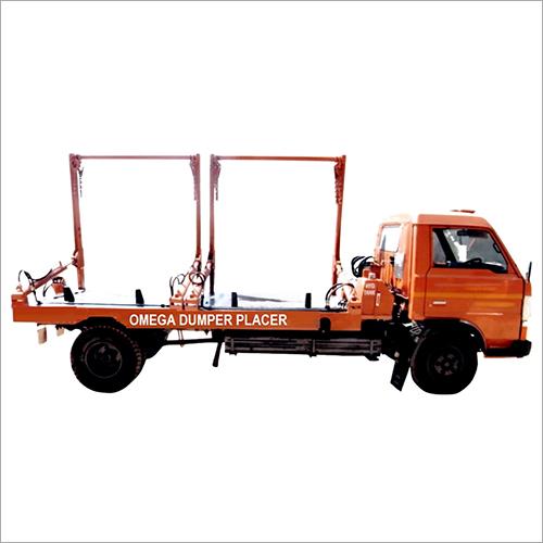 Hydraulic Dumper Placer
