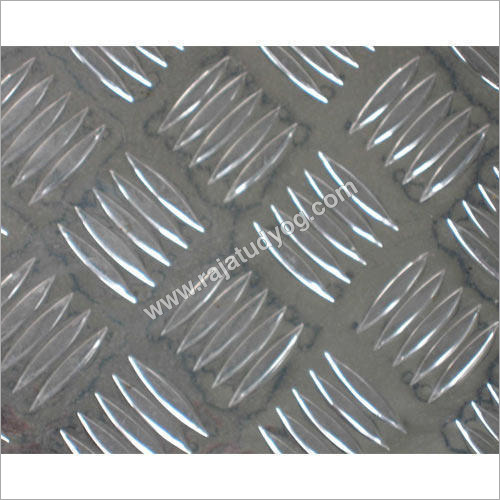 Alloy Aluminum Checkered Plate
