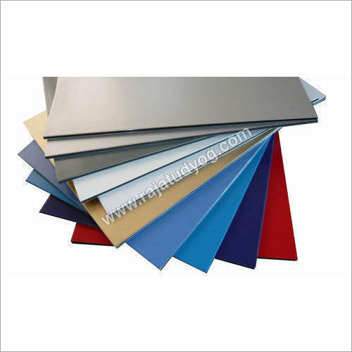Aluminum Colored Sheet