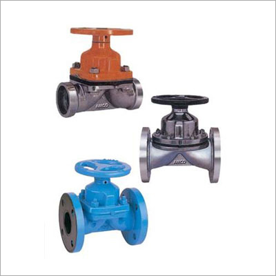 Weir Type Diaphragm Valves