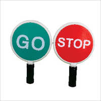 Go And Stop Traffic Baton