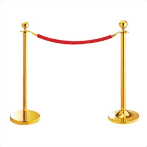 Crowd Control Stanchions Post