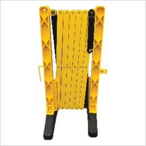 Safety Expandable Barrier