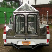 Dead Body Van Fabrication