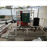Fully Automatic Sewage Treatment Plant