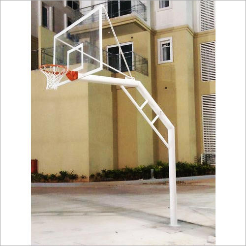 Outdoor Basket Ball Post