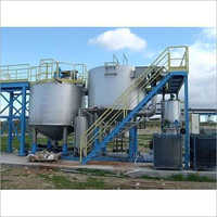 Industrial Wastewater Recycling Plant