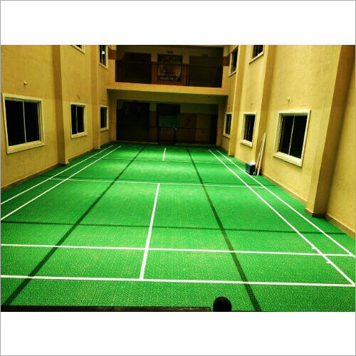 Badminton Court Flooring Pp Tile