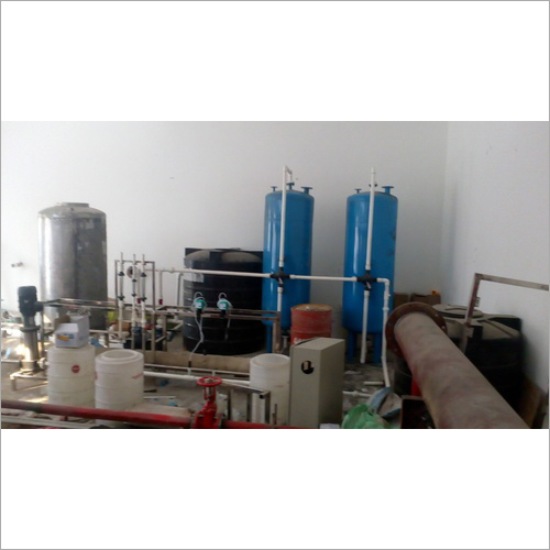 Commercial Sewage Treatment Plant