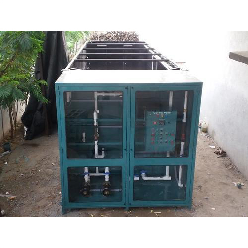 Semi Automatic Containerized Sewage Treatment Plant