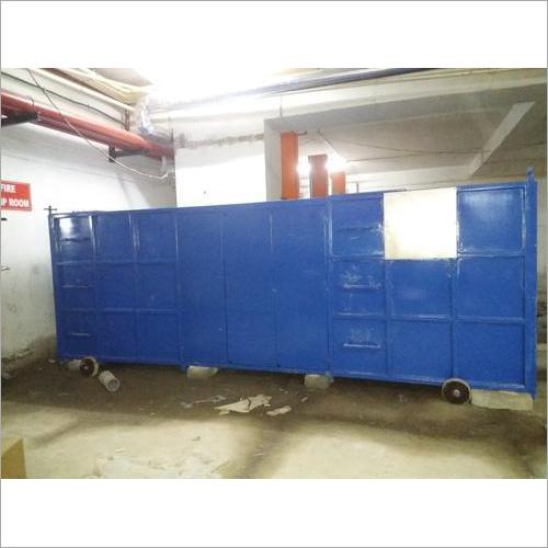 Semi Automatic Containerized Sewage Treatment Plant