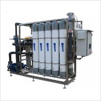 Automatic Ultra Filtration System