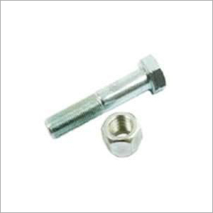 FRONT AXLE BOLT WITH NUT