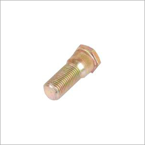 FRONT WHEEL BOLT WITH NUT