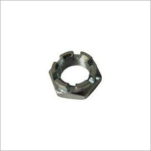 FRONT SPINDLE CROWN NUT