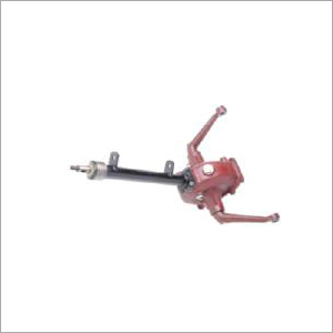 STEERING BOX ASSY
