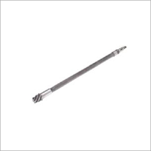 STEERING WORM SHAFT