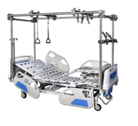 Hospital Manual Orthopedic Traction Bed MEG