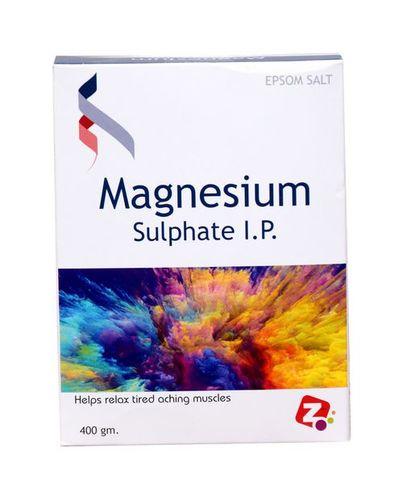 Magnesium Sulphate I.P.