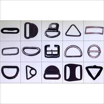 Coated Pvc And Iron Buckle