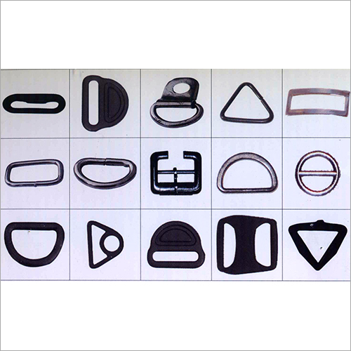 PVC And Iron Buckle