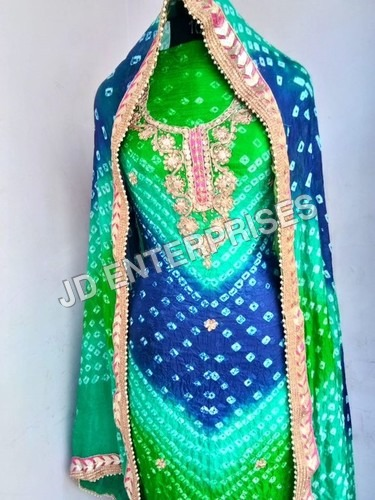 Jaipuri Ladies Suit Material