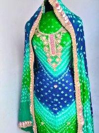 Jaipuri Ladies Suit Material