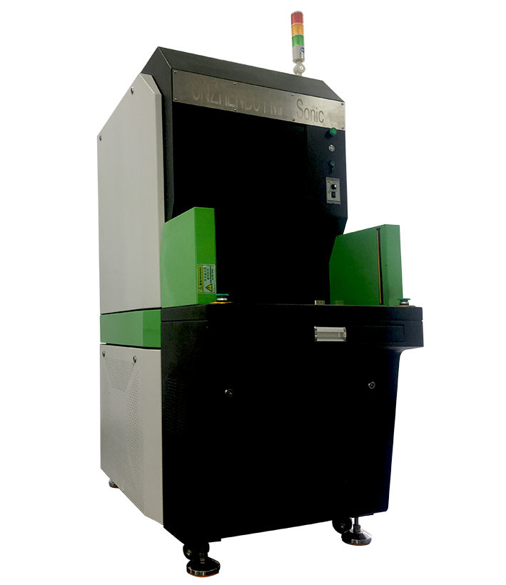 Laser Plastic Welder with Rotation Table
