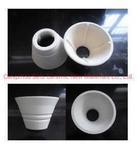Ceramic pouring cup