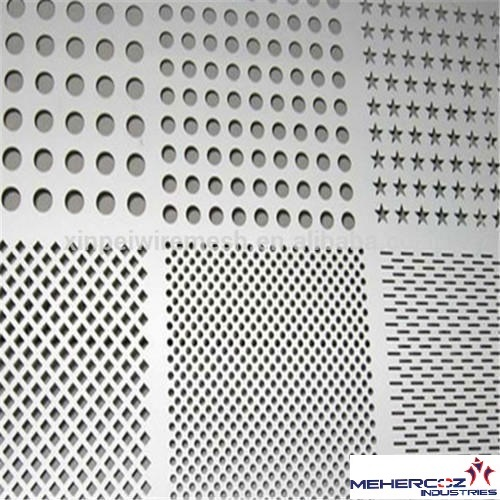 Perforate sheet & Wire Mesh