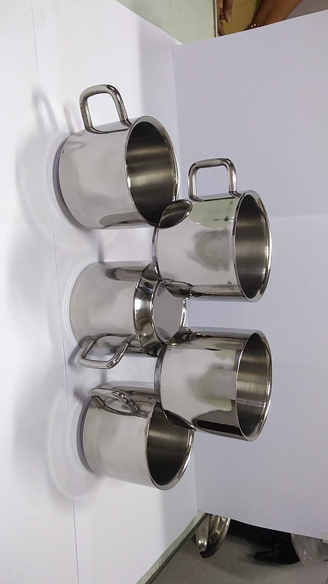 SS Plain Mug