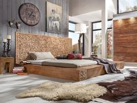 Designer wooden bed Ravisher