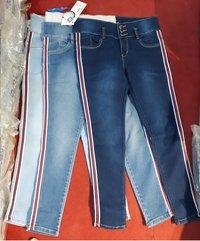Side Tap Jeans