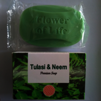 Tulsi And Neem Soap