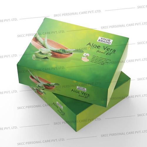 Aloevera Facial kit