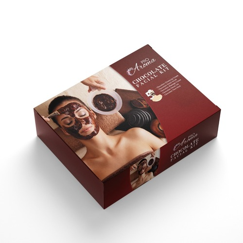 Chocolate Facial Kit Age Group: All Age Group