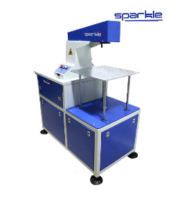 Laser Marking / Engraving Machine