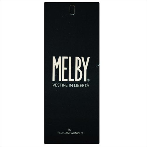 Melby Hang Tags