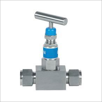 Double Ferrule Plug Needle Valve
