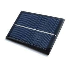 0.45W 3V 150mA Mini Solar Panel