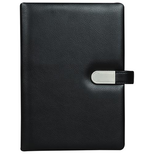 Pu Leather Flash Notebook