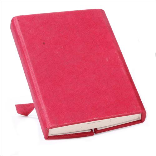 Reddish Cover Writing Journal