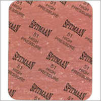 Spitmaan Style 51 High Pressure Compressed Fibre Jointing Sheet