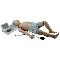 Advanced Child CPR Training Manikin with Monitor