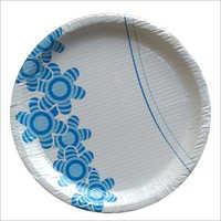 Laminated Duplex Printed Paper Plate