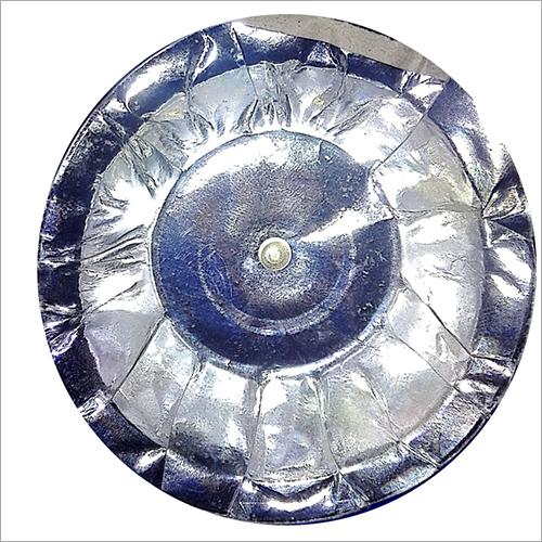 Laminated Duplex Paper Silver Plate